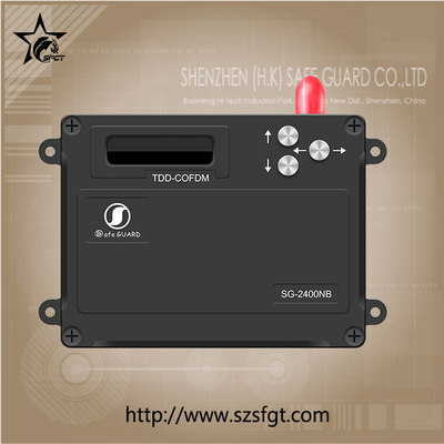 2.4G Network Solution Mini COFDM Transceiver SG-2400NB
