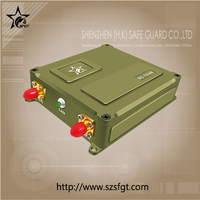 Rugged network radio MIMO wireless communication SG-NT140