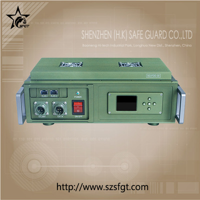 20W COFDM-FDD Radio for Vehicle/Vessel
