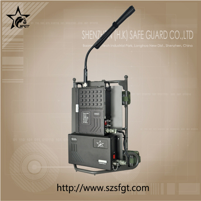 Rugged digital video Transmitter for Manpack SG-R5000