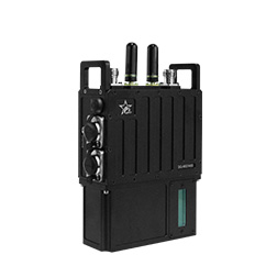 Tactical Wireless COFDM IP MESH Networking Radio